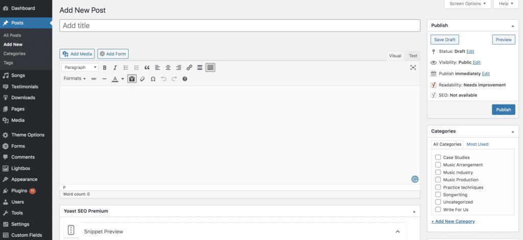 wp-interface